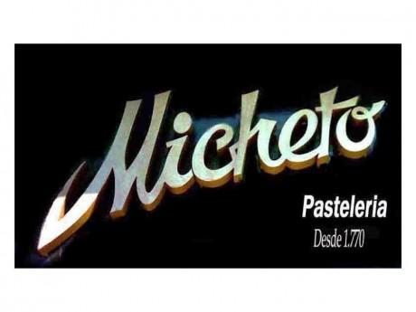 Logo Pasteleria Micheto